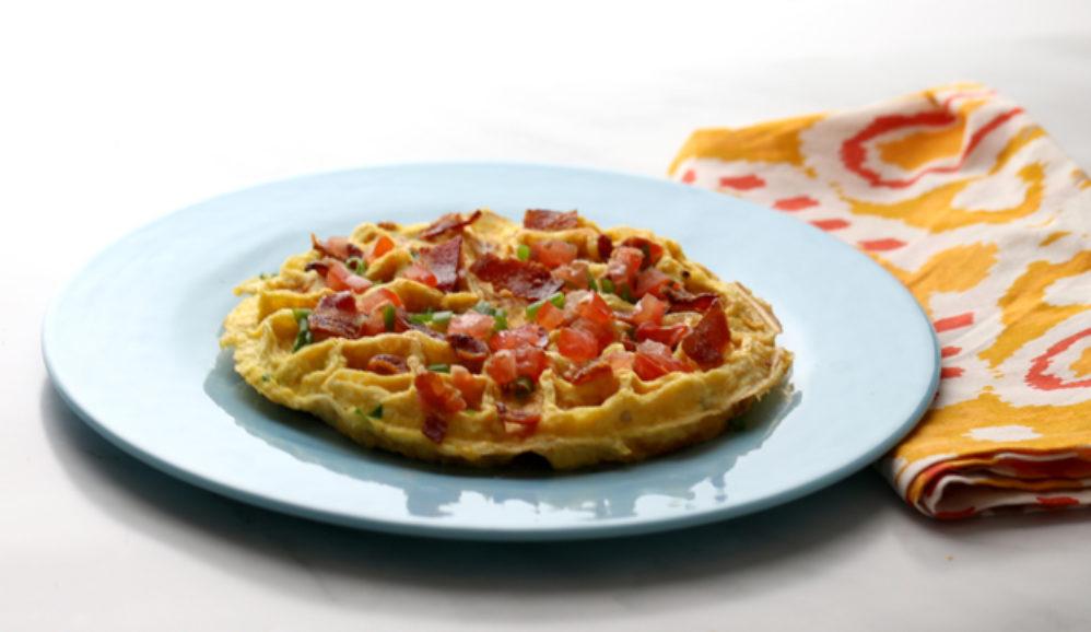 Photo of Waffle Omelet