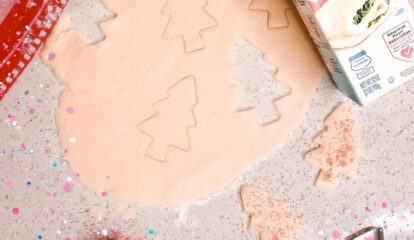 Easiest Holiday Decorated Cookies