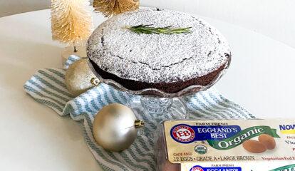 Chocolate Olive Oil Cake