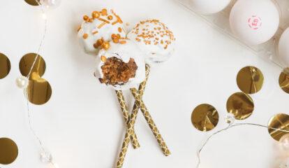 Gluten-Free Vanilla Cake Pops