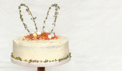 Deliciously Dairy-Free Carrot Cake