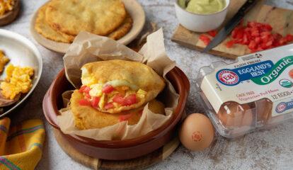Breakfast Gorditas