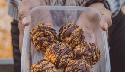 Baked Power Balls