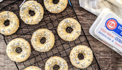 Gluten-Free Sparkling Donuts