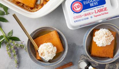 Maple Pumpkin Custard