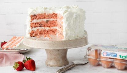 Wacky Fruit Cake