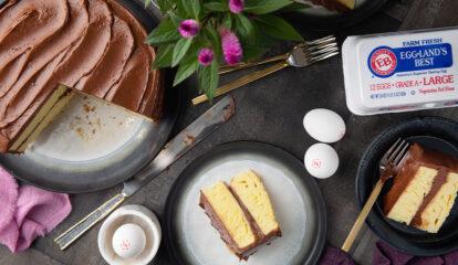 Esther's Butter Sponge Cake