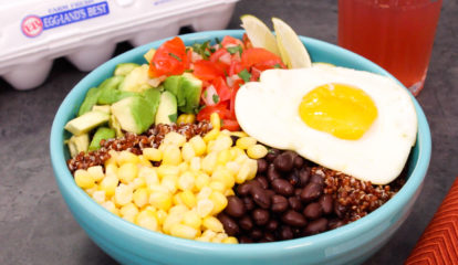 Protein-Packed Quinoa Bowl