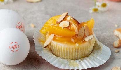Vanilla Maple Peach Pie Cream Cheese Petites