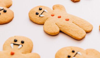 Count Dracula Cookies