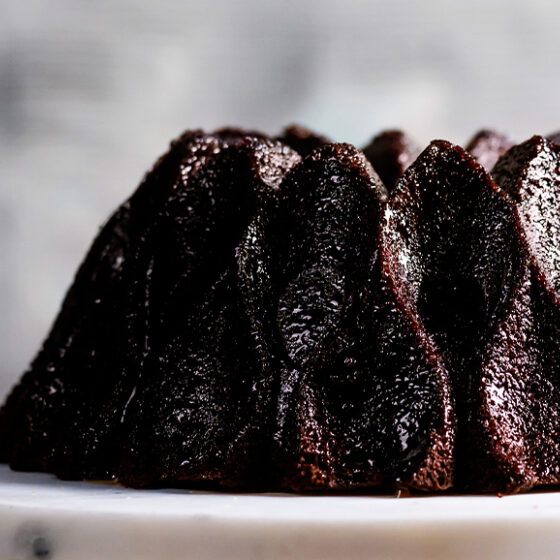 Photo of Chocolate Rum Cake
