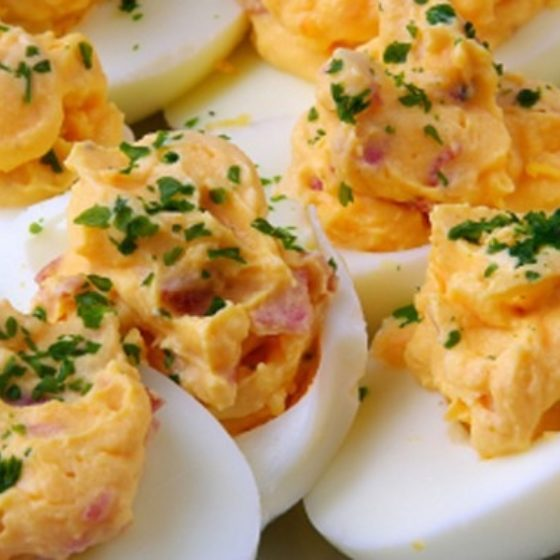 Photo of Coaches Deviled Eggs