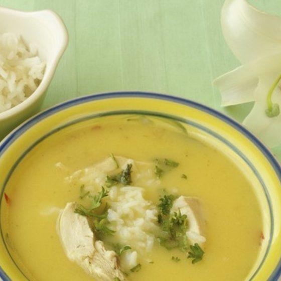 Photo of Greek Egg-Lemon Soup