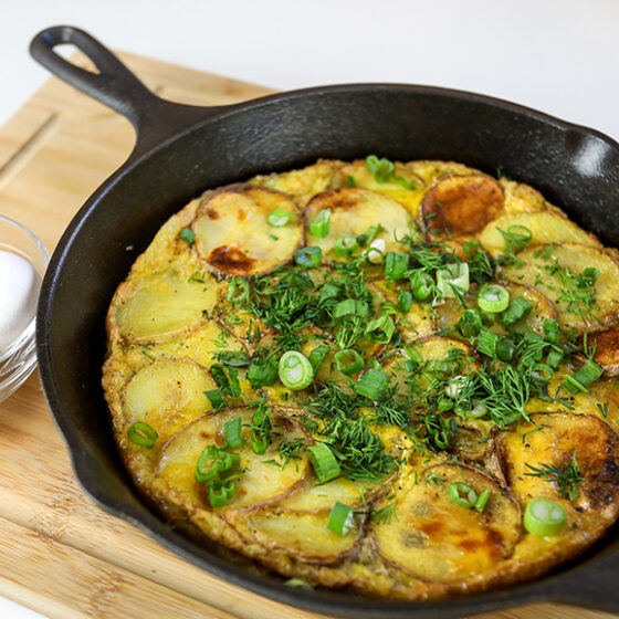 Photo of Spanish Tortilla