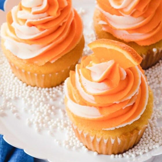 Photo of Orange Dream Cupcakes