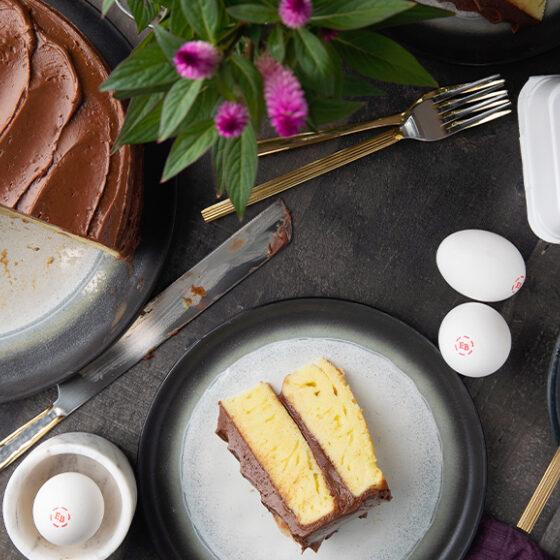 Photo of Esther's Butter Sponge Cake
