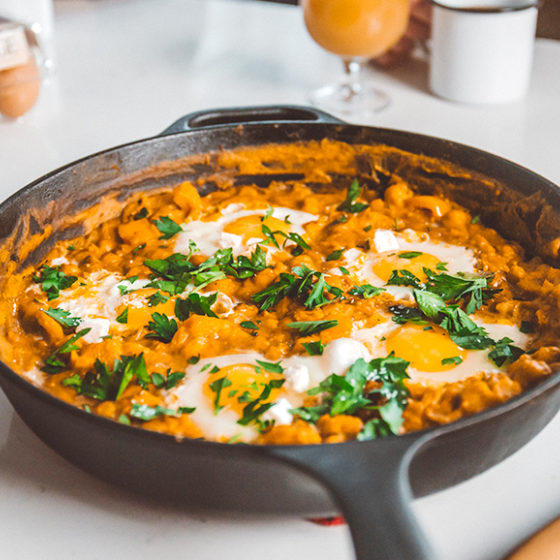 Photo of Pumpkin Shakshuka