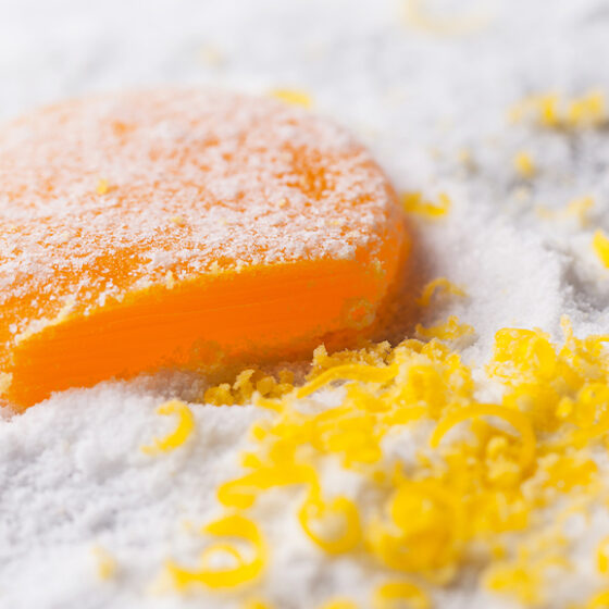 Photo of Cured Egg Yolks