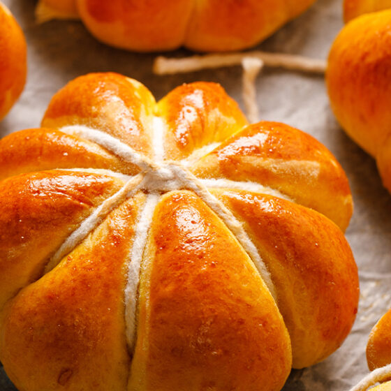 Photo of Pumpkin Bread Rolls