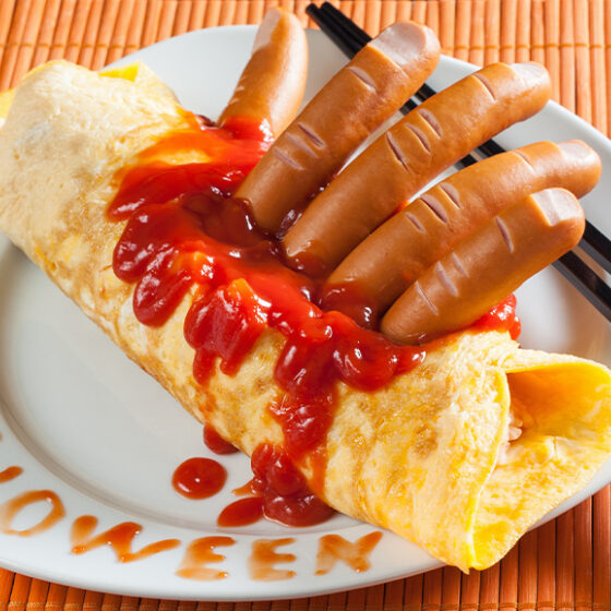 Photo of Witches' Fingers Omelet