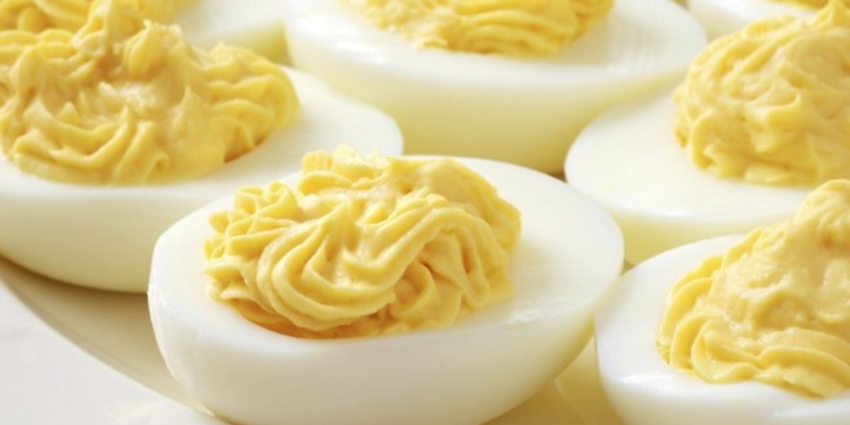 Classic Deviled Eggs Eggland S Best