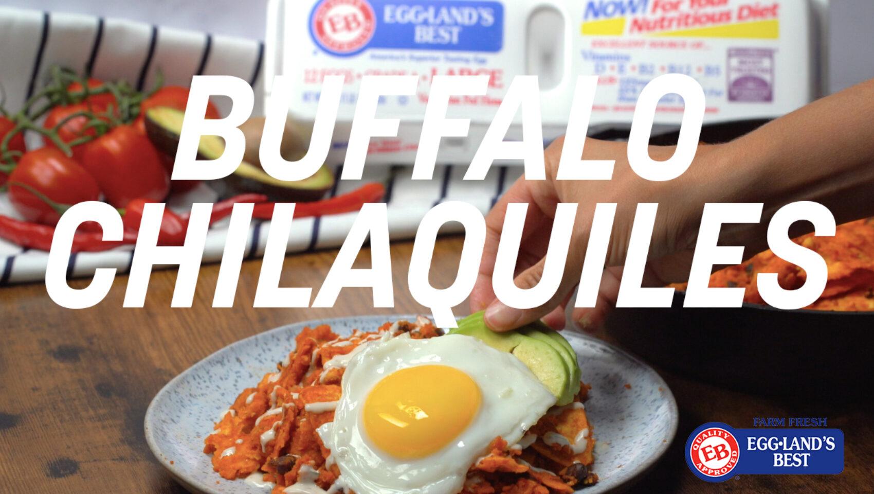 Buffalo Chilaquiles