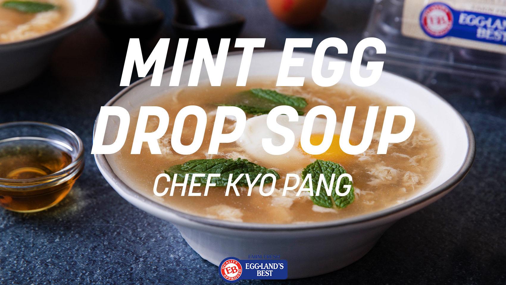 Mint Egg Drop Soup Website YT Cover