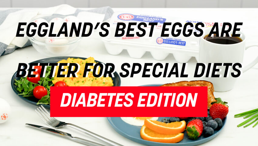 Egglands Best Eggs are Better for Special Diets Diabetes Edition YT Cover