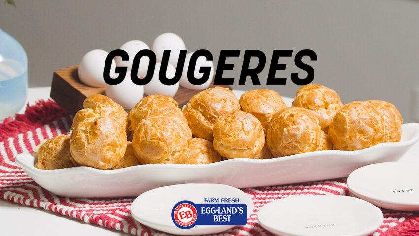 Yt2 Gougeres Eggs