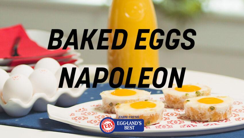 Yt7 Napoleon CU Eggs