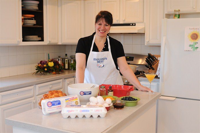 "Meet the Eggland's Best ""Your Best Recipe"" Contest Grand Prize Winner"