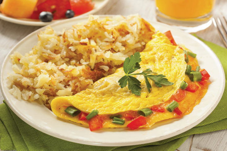 How to Make the Perfect EB Omelet