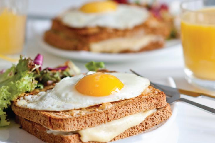 The Eggland's Best Yolk