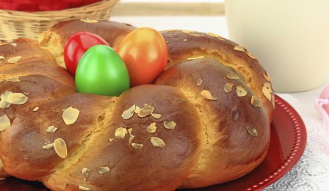Cinnamon Egg Bread