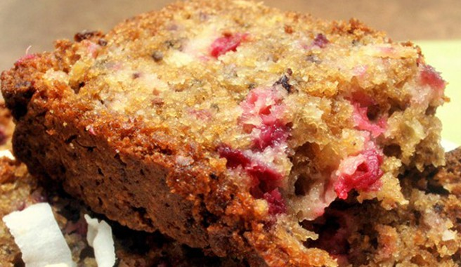 Cranberry Pineapple Bread