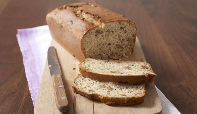 Classic Sour Cream-Banana Bread