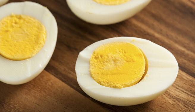 Perfect Hard-Cooked Eggs
