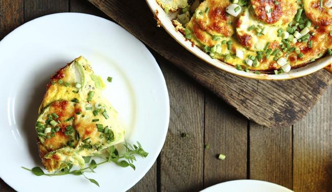 Classic Spanish Egg Casserole