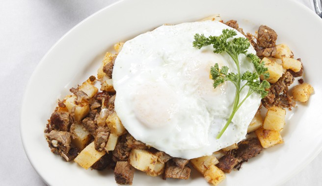 Bloody Mary Hash