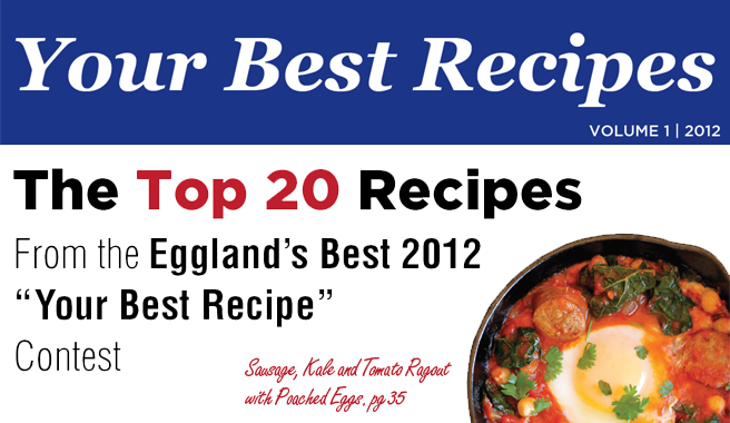 """Your Best Recipes"" Volume 1"