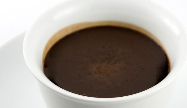 Dark Chocolate Espresso Pots De Creme