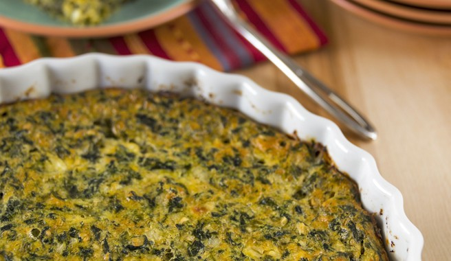 Spinach and Dill Bake