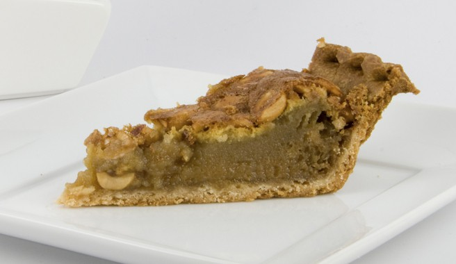 Peanut Brittle Pie
