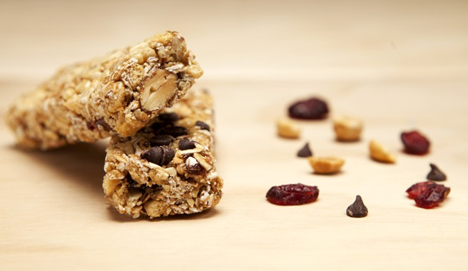 Grab and Go Granola Bars