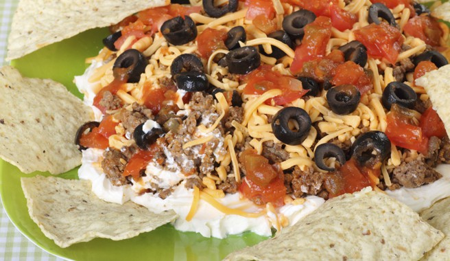 South of the Border Cheesecake Dip