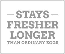 Stays Fresher Longer
