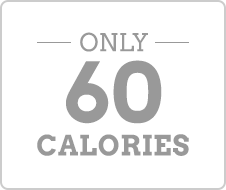 Only 60 Calories