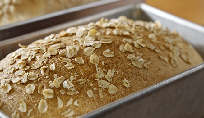 Protein Oatmeal Loaves
