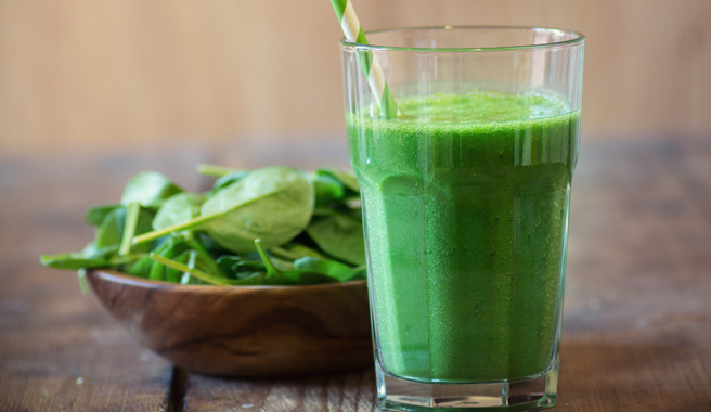 EB Green Goodness Smoothie