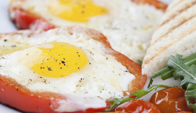 Tomato_egg_melt